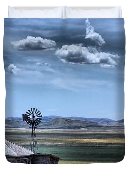 Homestead Duvet Cover