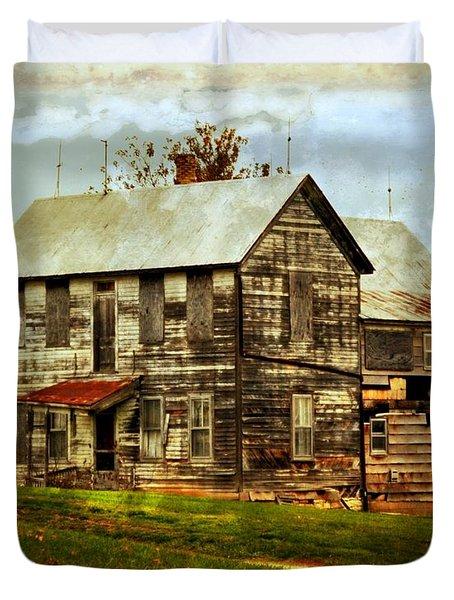 Homestead Duvet Cover by Marty Koch
