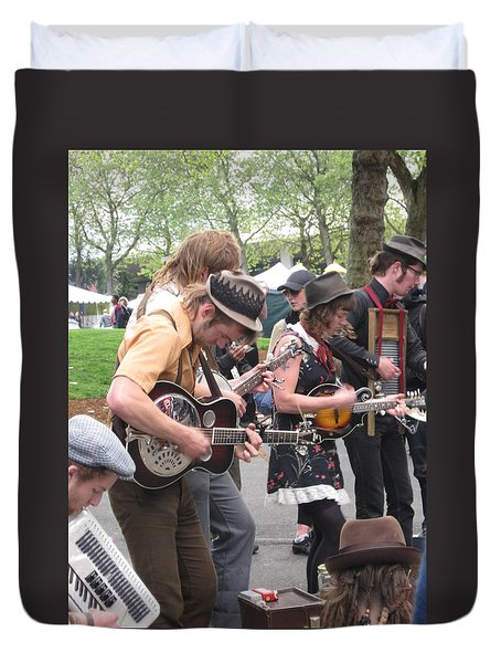 Homestyle Band Duvet Cover