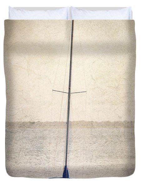 Homeward Bound Duvet Cover by Charles Beeler