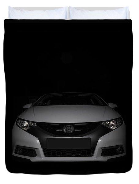 Honda Civic Duvet Cover