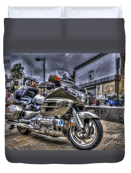 Honda Goldwing 2 Duvet Cover