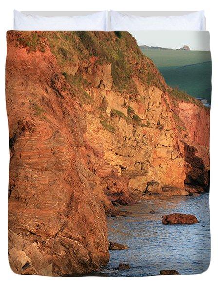 Hope Cove Duvet Cover