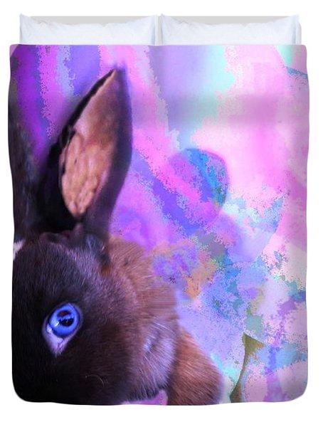 Hoppy Easter Duvet Cover