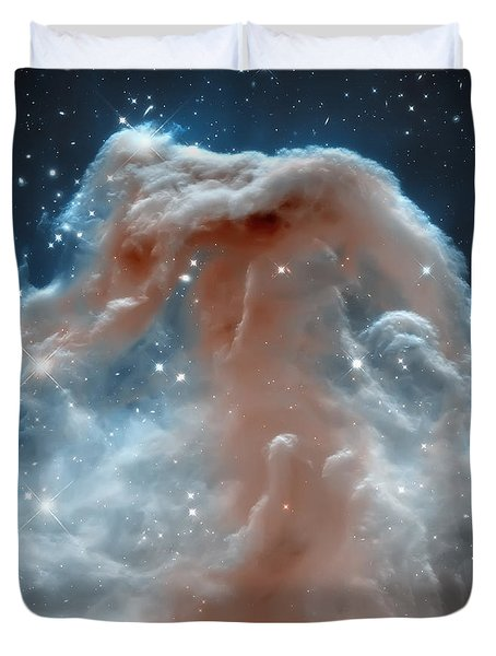 Horse Head Nebula Duvet Cover