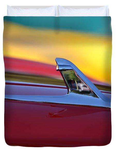 Hr-60 Duvet Cover by Dean Ferreira