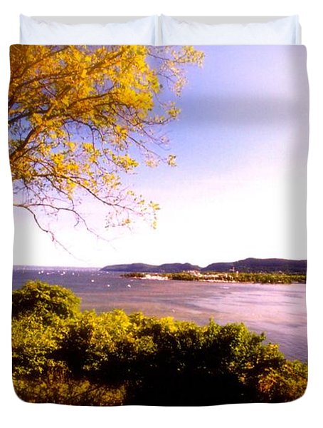 Hudson Valley  Photograph  Duvet Cover