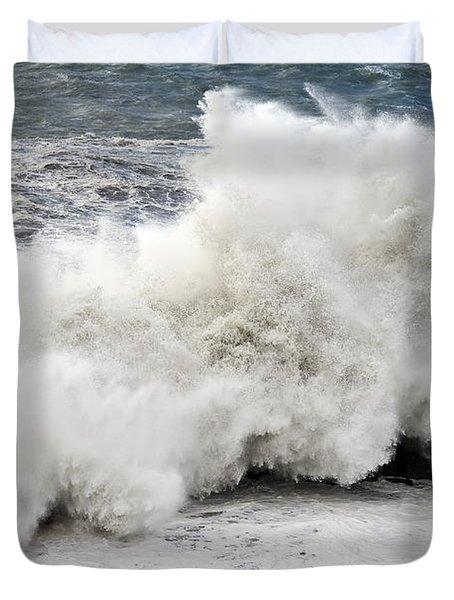 Huge Wave Duvet Cover
