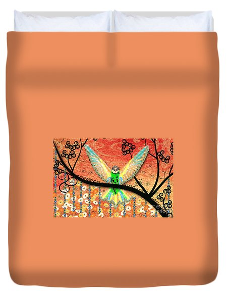 Hummer Love Duvet Cover