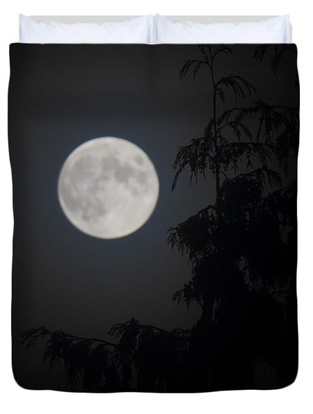 Hunters Moon Duvet Cover