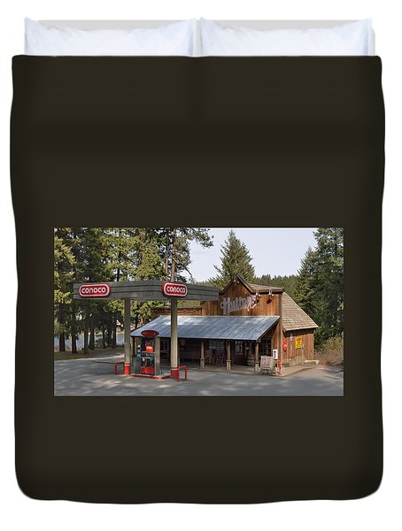 Huttons General Store Duvet Cover