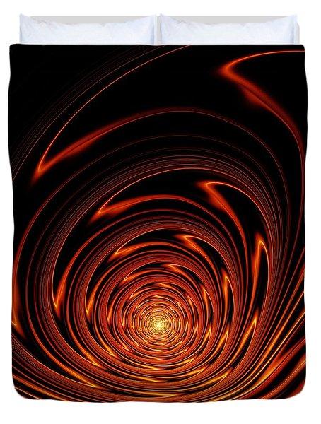 Hypnosis Duvet Cover by Anastasiya Malakhova