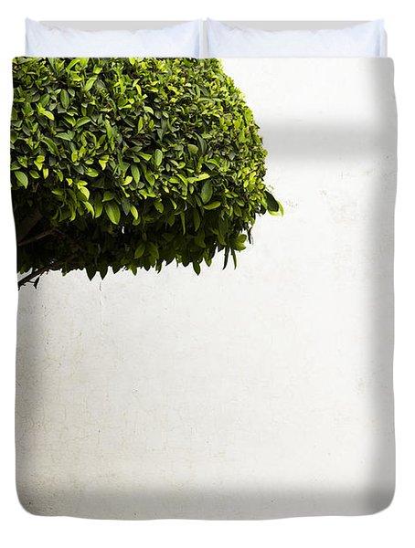 Hypnotic Tree Duvet Cover