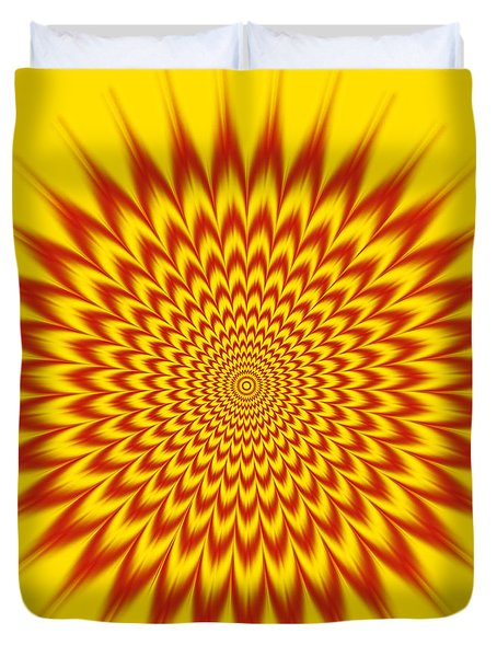 Hypnotic Vibes Duvet Cover