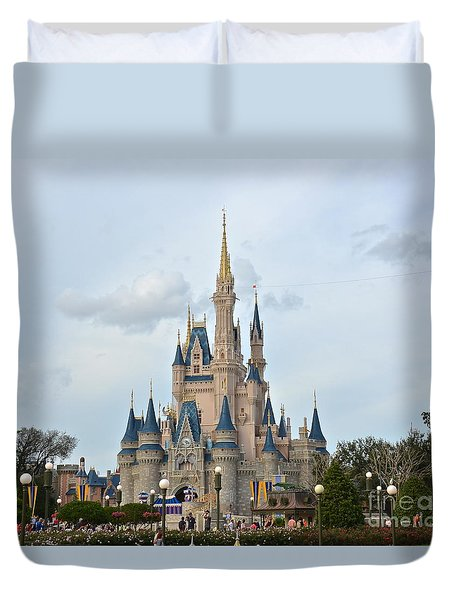 I Believe In Magic Duvet Cover