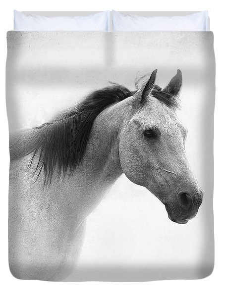 I Dream Of Horses Duvet Cover