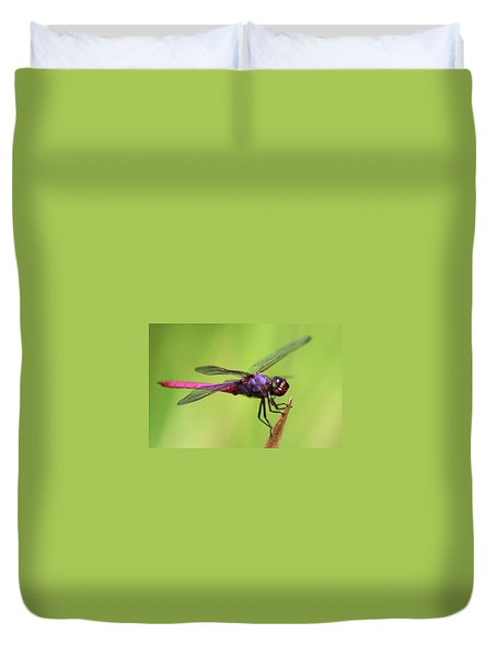 Dragonfly - I See You Duvet Cover