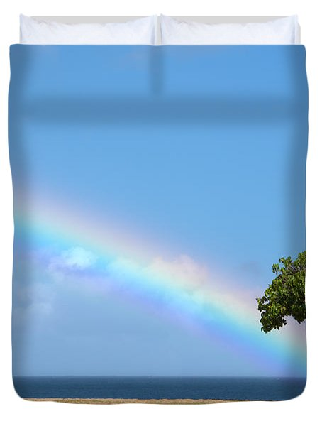 I Want To Be There Duvet Cover by Brian Harig