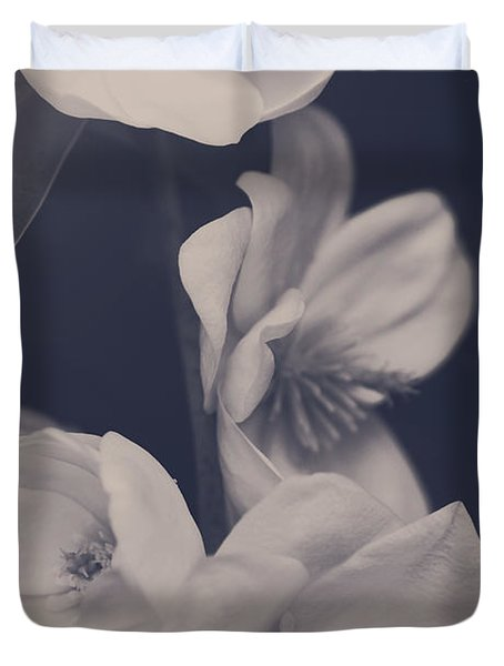 I Was Always Your Flower Duvet Cover by Laurie Search