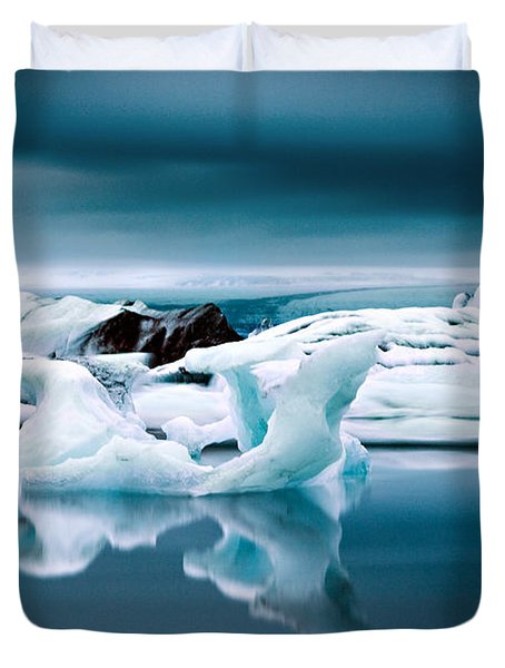 Ice Age Duvet Cover