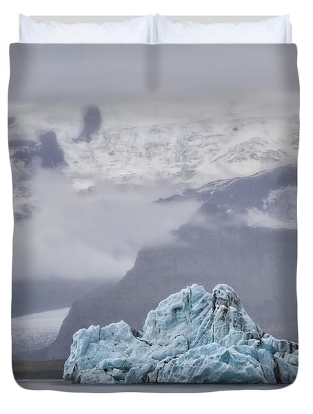 Ice Guardian Duvet Cover