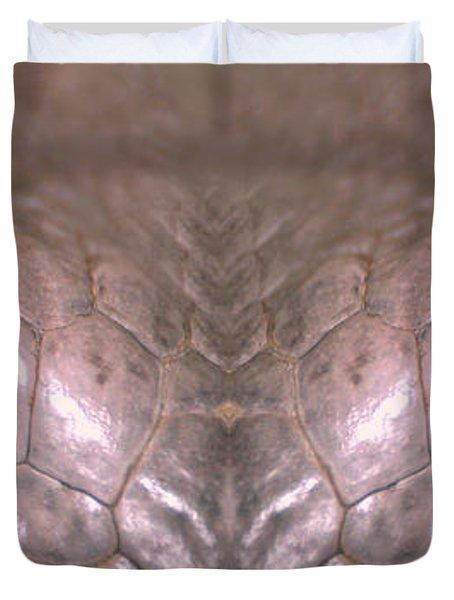 Iguana Eyes Duvet Cover