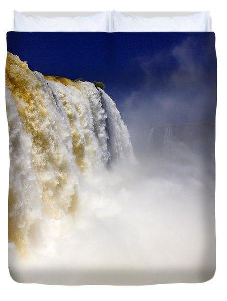 Iguazu Falls I Duvet Cover