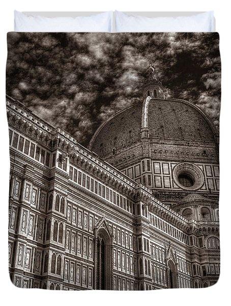 Il Duomo Duvet Cover
