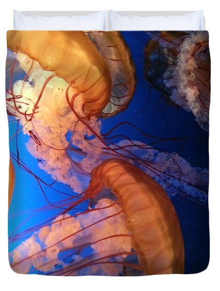 I'll Take Jelly With That Duvet Cover by Caryl J Bohn