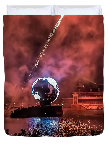 Illuminations Duvet Cover