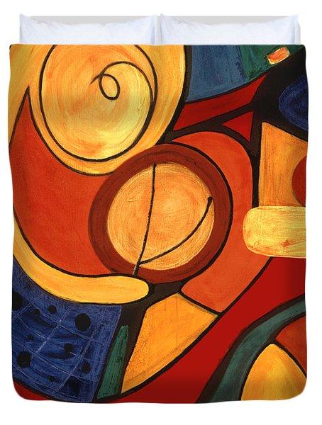 Illuminatus 3 Duvet Cover