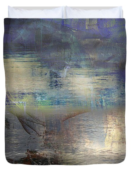 Illusion 1 Duvet Cover