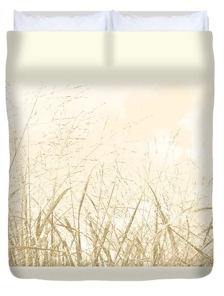 Soldiers Of Summer Duvet Cover