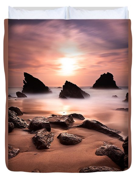 Illusions Duvet Cover by Jorge Maia