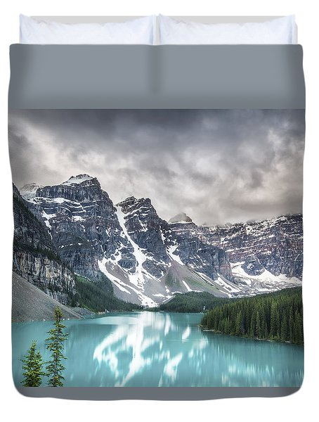 Imaginary Waters Duvet Cover