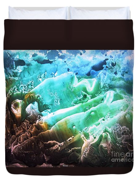 Imagination 4 Duvet Cover