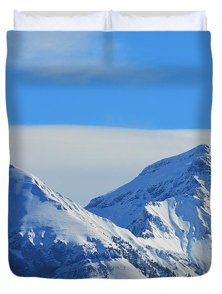 Immaculate Duvet Cover