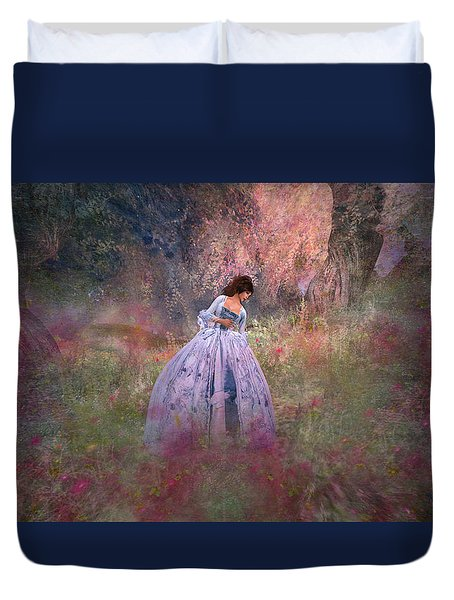 Impression Duvet Cover by Kylie Sabra
