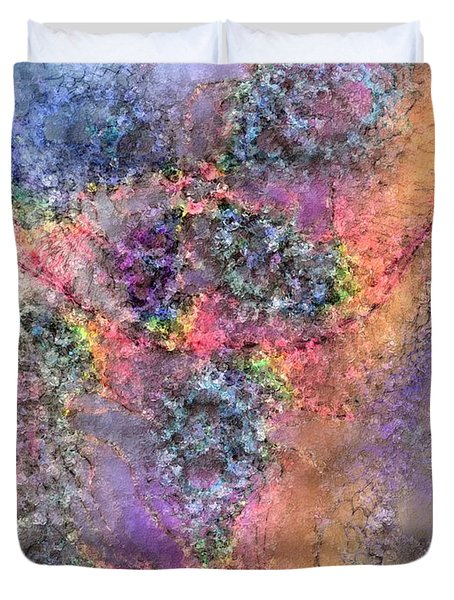 Impressionist Dreams 2 Duvet Cover by Casey Kotas