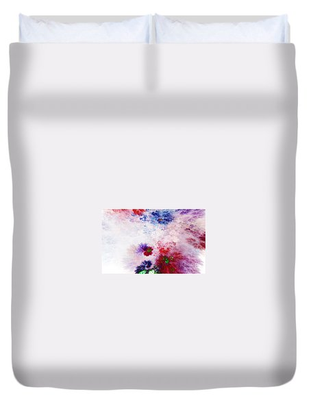 Impressionistic Duvet Cover by Peter R Nicholls