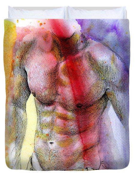 Impressive  Duvet Cover by Mark Ashkenazi