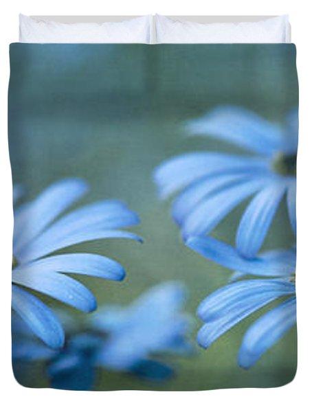 In A Corner Of A Garden Duvet Cover by Priska Wettstein