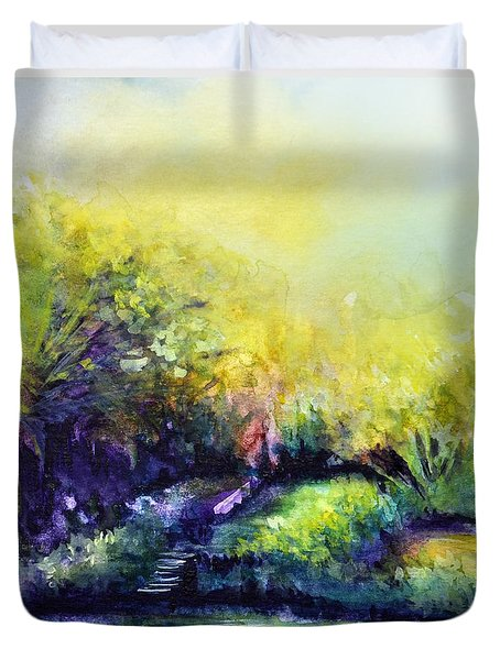In Dreams Duvet Cover