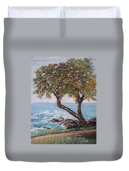 In Hawaii Duvet Cover