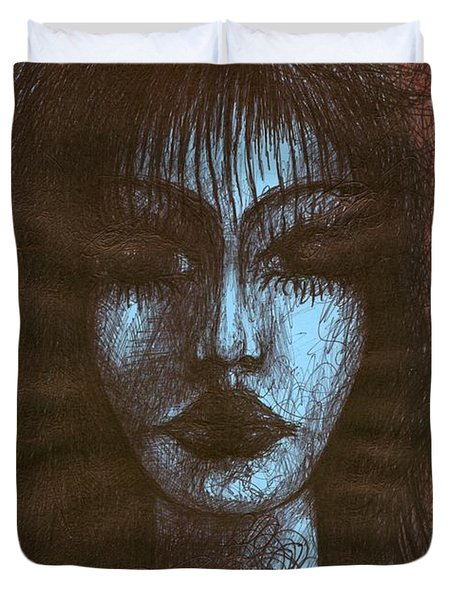 In Quiet Duvet Cover by Wojtek Kowalski