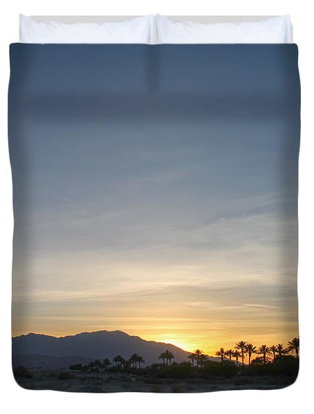 In The Grand Scheme Of Things Duvet Cover