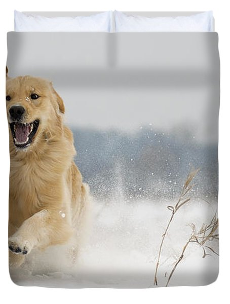 In Their Element Duvet Cover