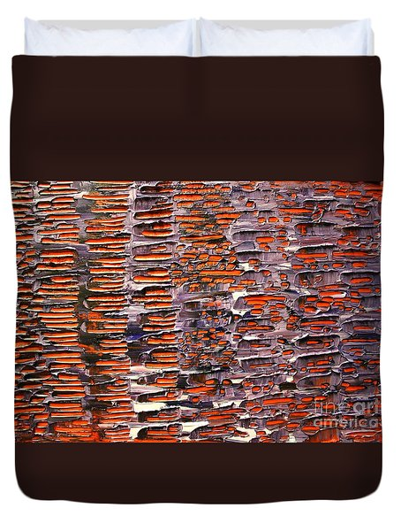 Independence Duvet Cover by Michael Kulick