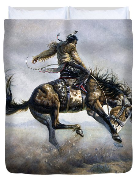 Indian Style Duvet Cover
