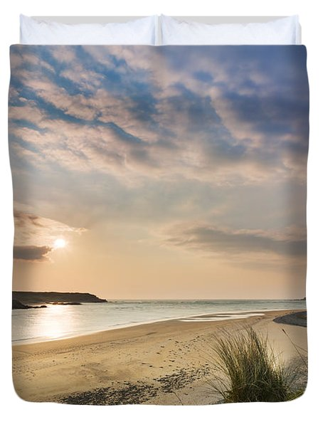 Inishowen - Donegal - Ireland Duvet Cover by Rod McLean